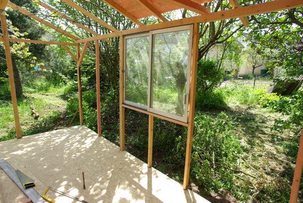 Fabriquer une fenetre en bois for Fabriquer une cabane